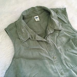 Old Navy Tunic with POCKETS!